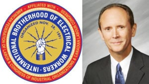 Dave Horton - International Brotherhood of Electical Workers