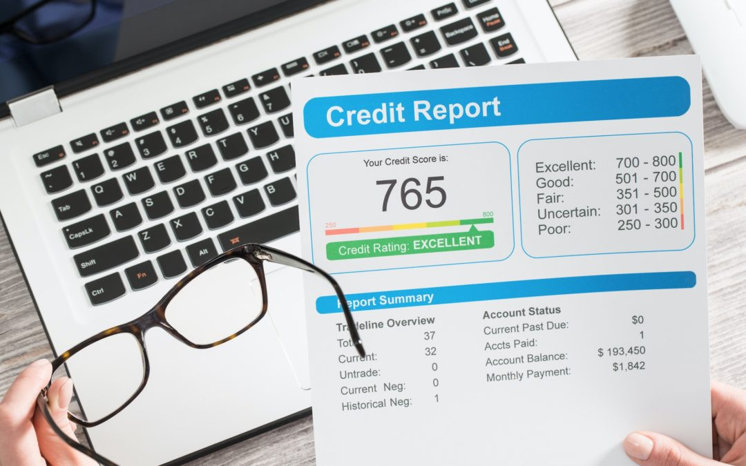 How To Bring Up Your Credit Before Buying a Home
