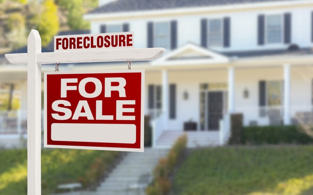 Foreclosure Starts at an 18-Year Low